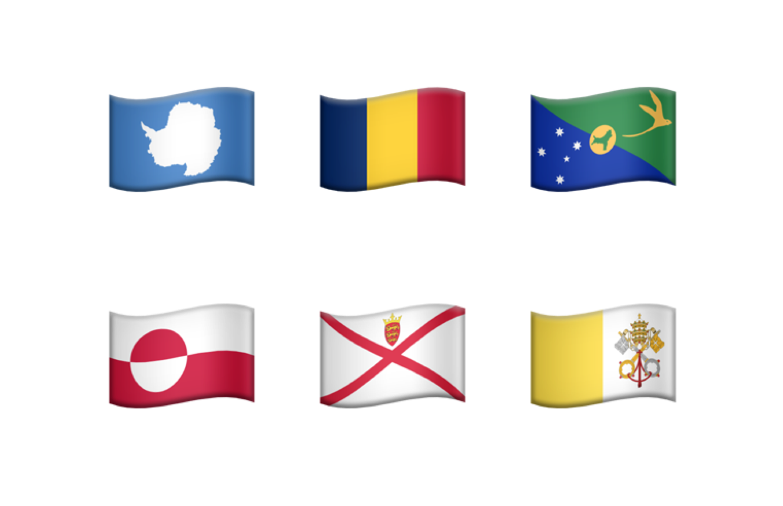 More Emoji Flags Come To Ios