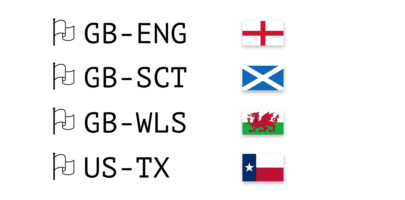 flags for england scotland wales more
