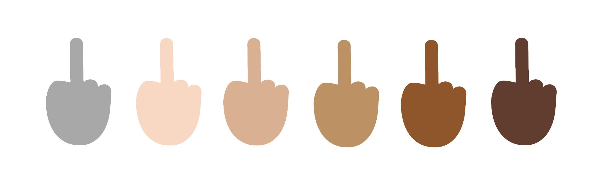 Windows 10 Emoji Changelog