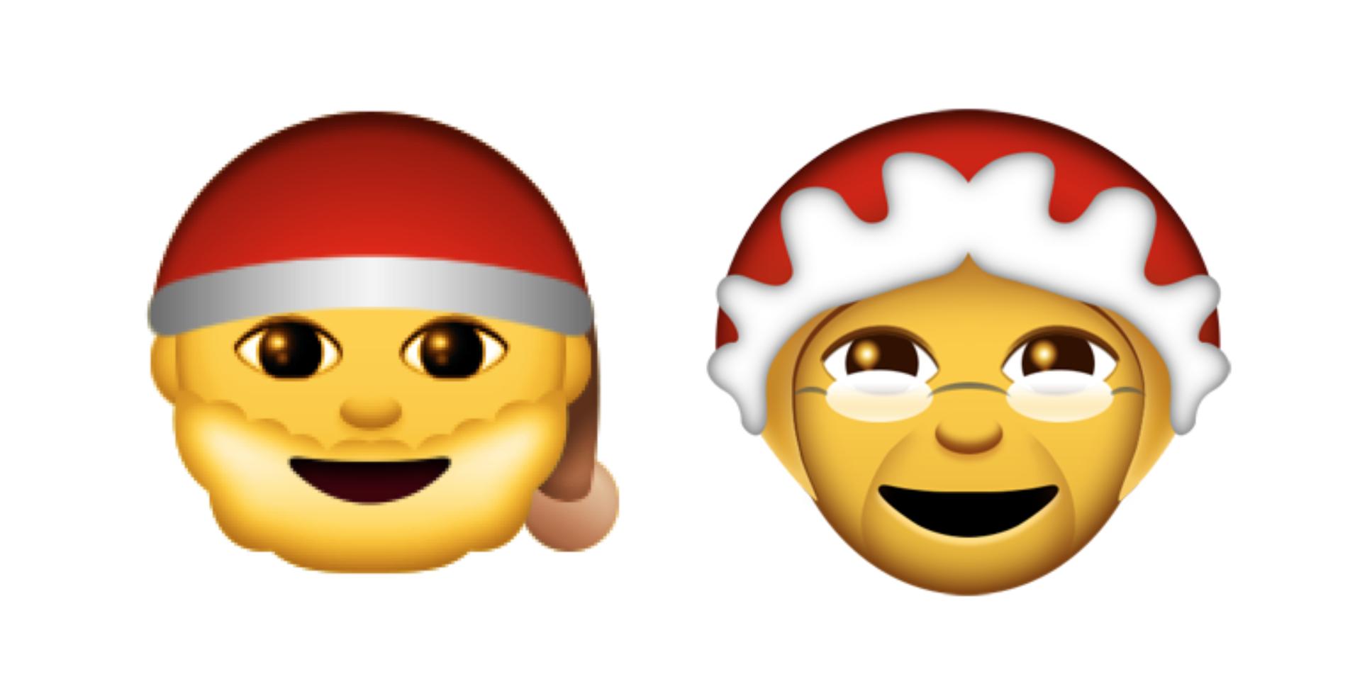 Unicode 9 Emoji Updates