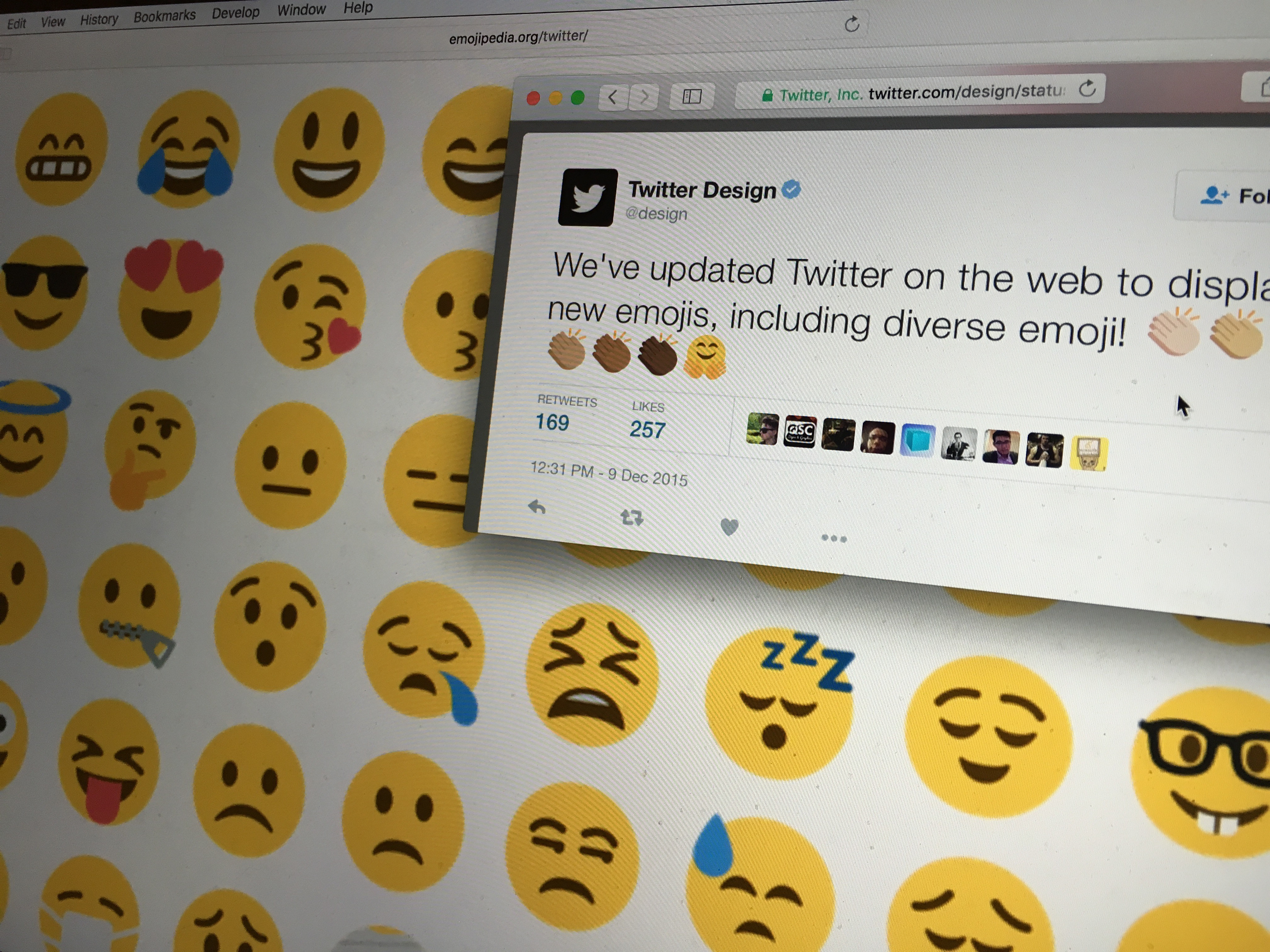 Twemoji 20 emoji changelog biocorpaavc