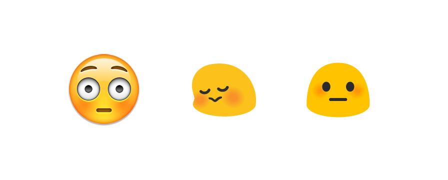 Android 601 Emoji Changelog