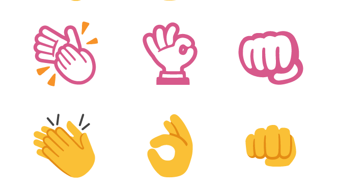 how to change skin colour of emojis in discord