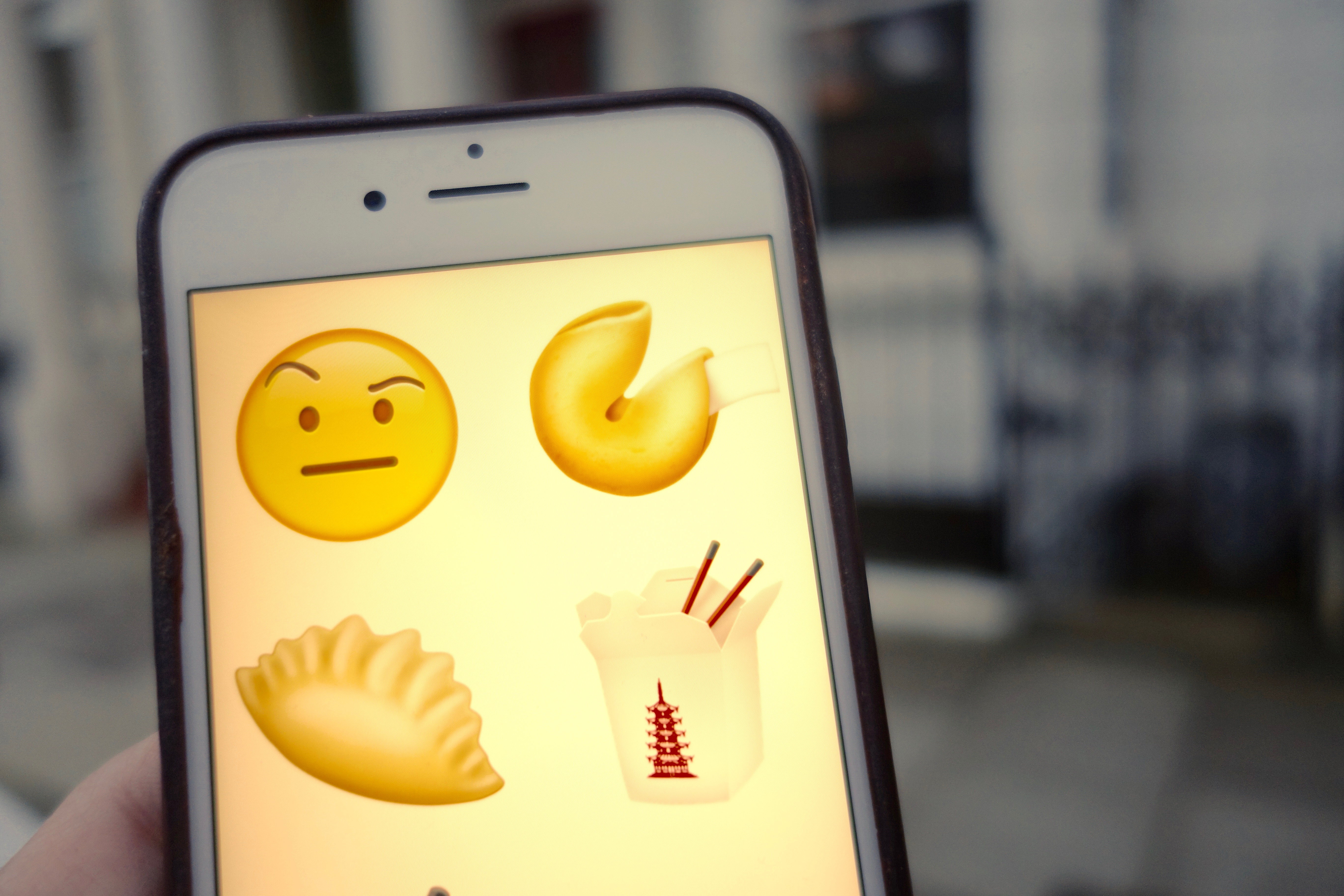 First 2017 Emoji Candidates Announced