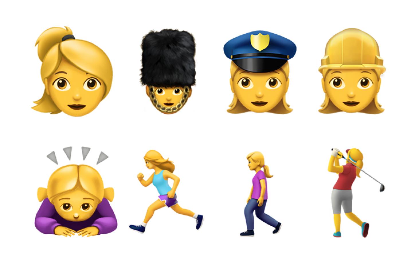 iOS 10 2 Emoji First Look: Shrug, Fingers Crossed, Face Palm