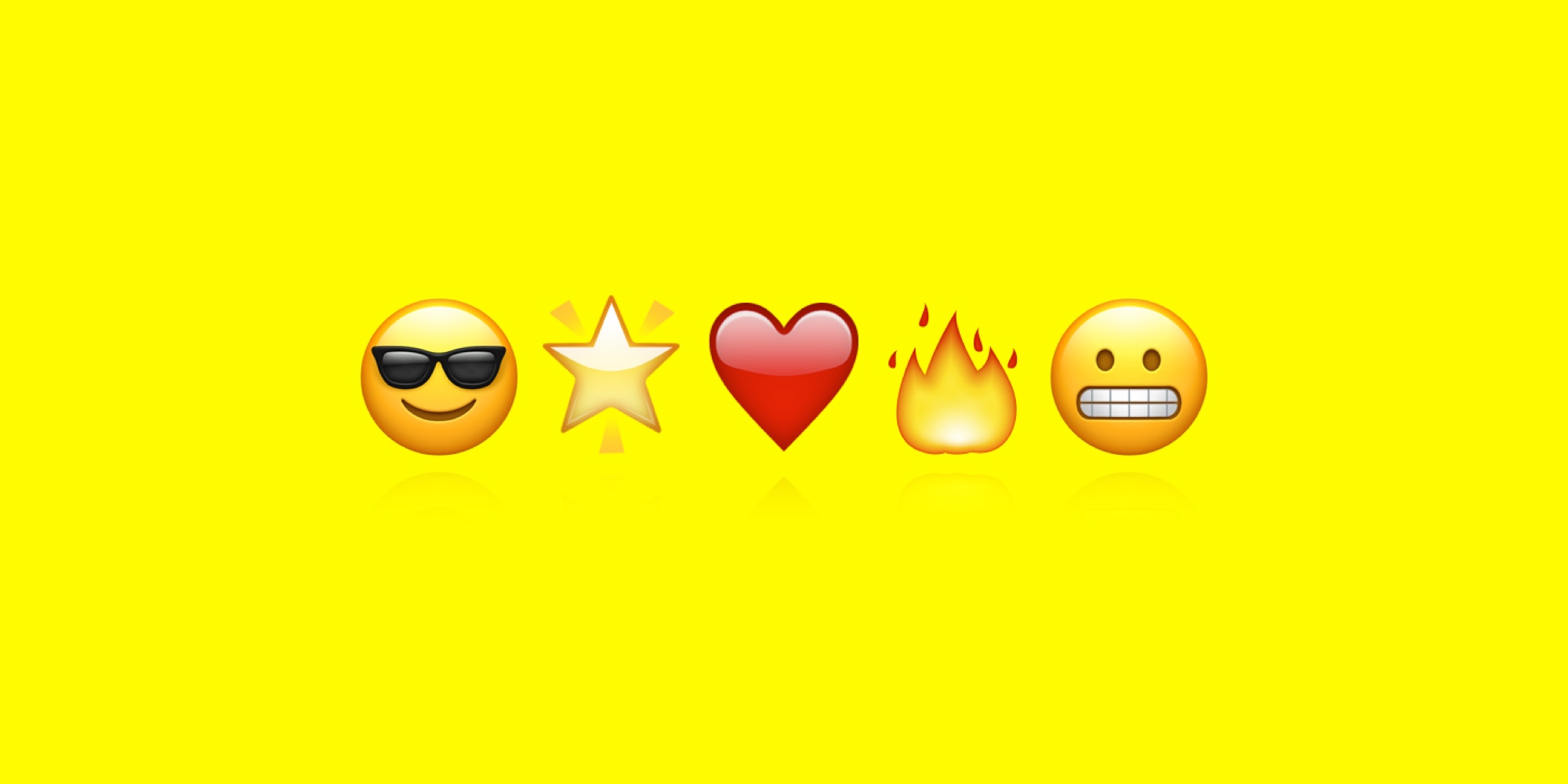 what do the snapchat emojis mean