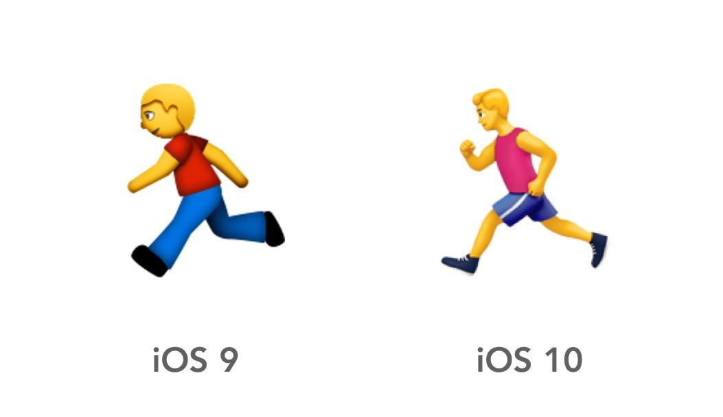 Ios 10 Emoji Changelog