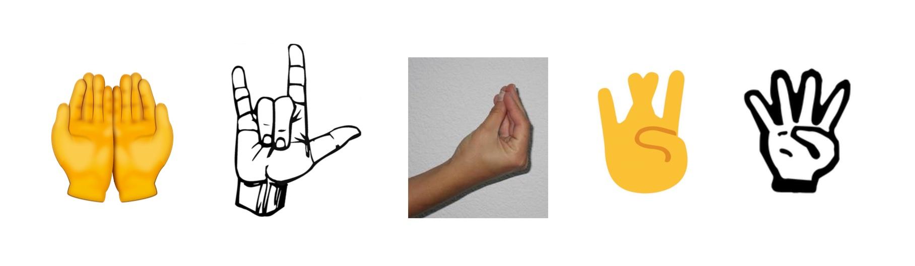 Proposals for shaka and west coast hand biocorpaavc