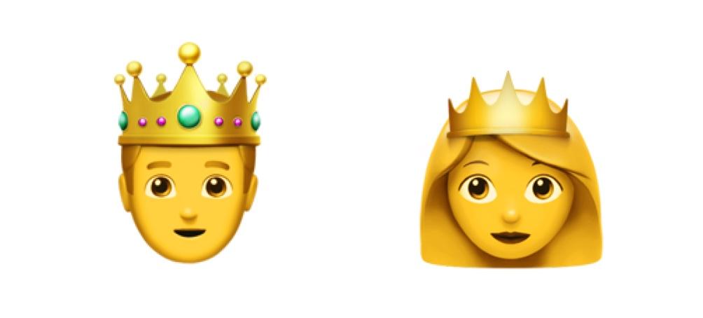 ios 10 2 emoji changelog Queen Crown Vector Royal Crown Vector