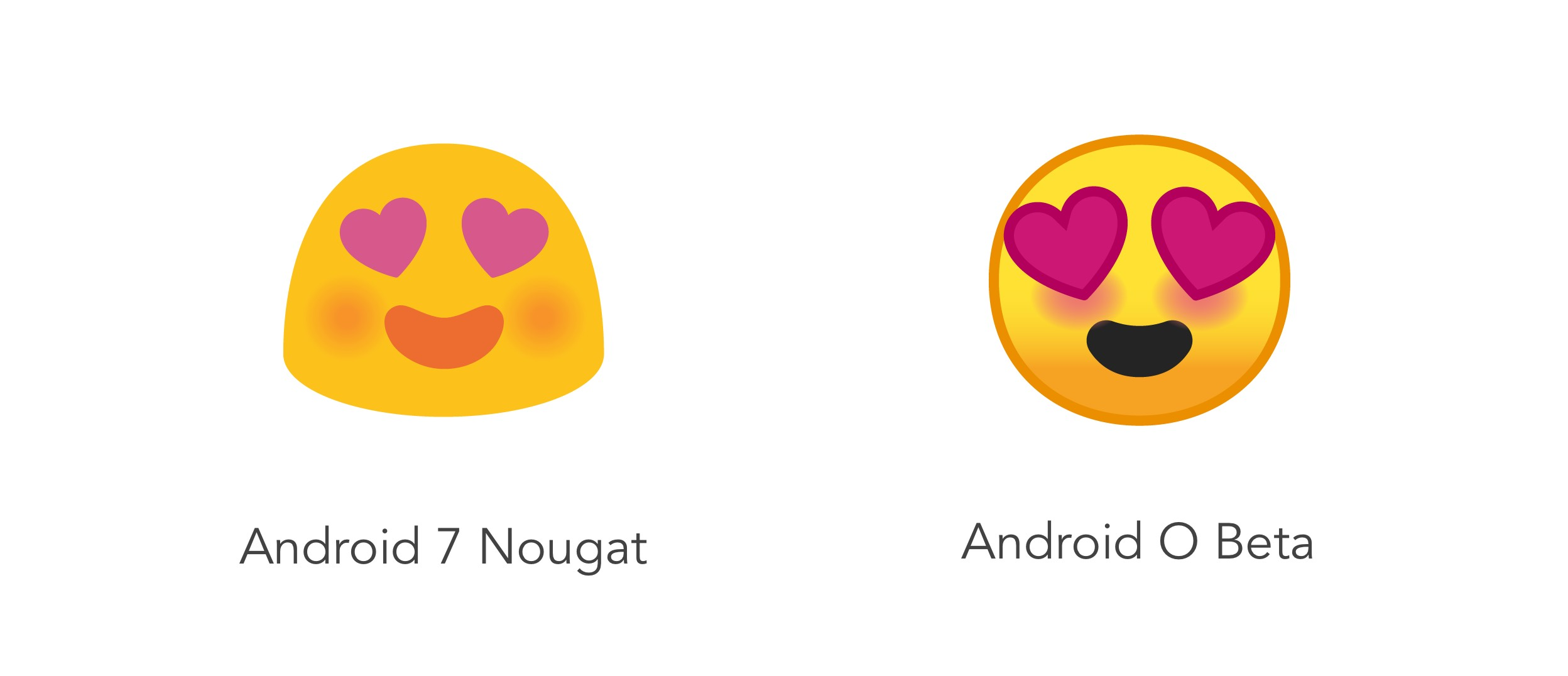 rip blobs google redesigns emojis