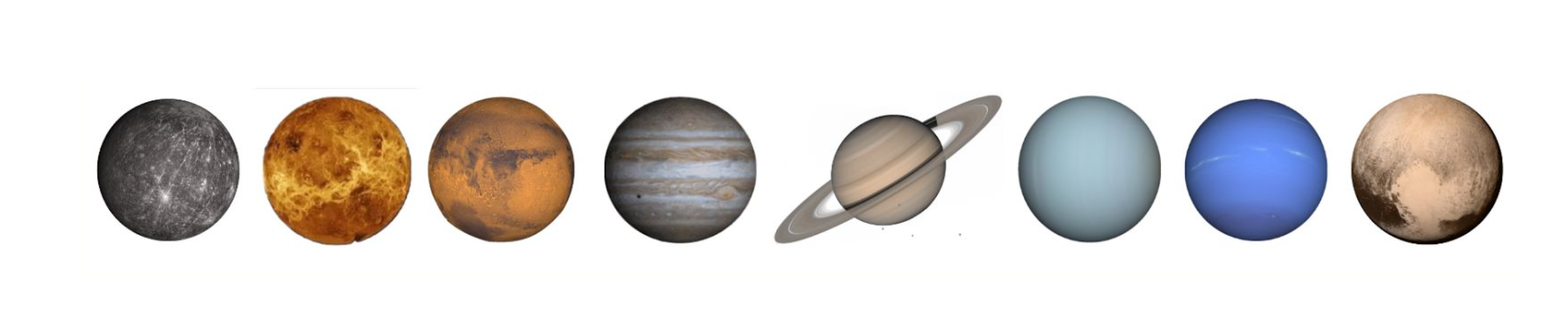 Science Planets Curly Hair On Unicode Agenda