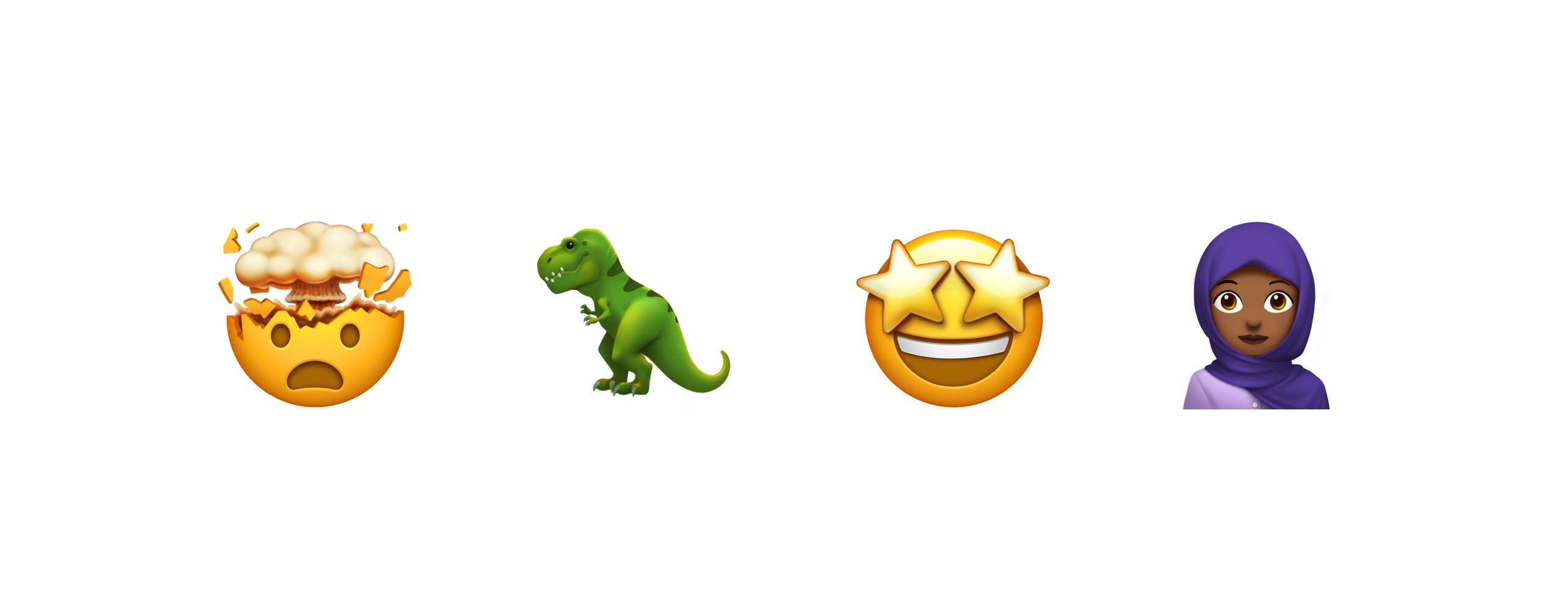 apple reveals new emojis for world emoji day