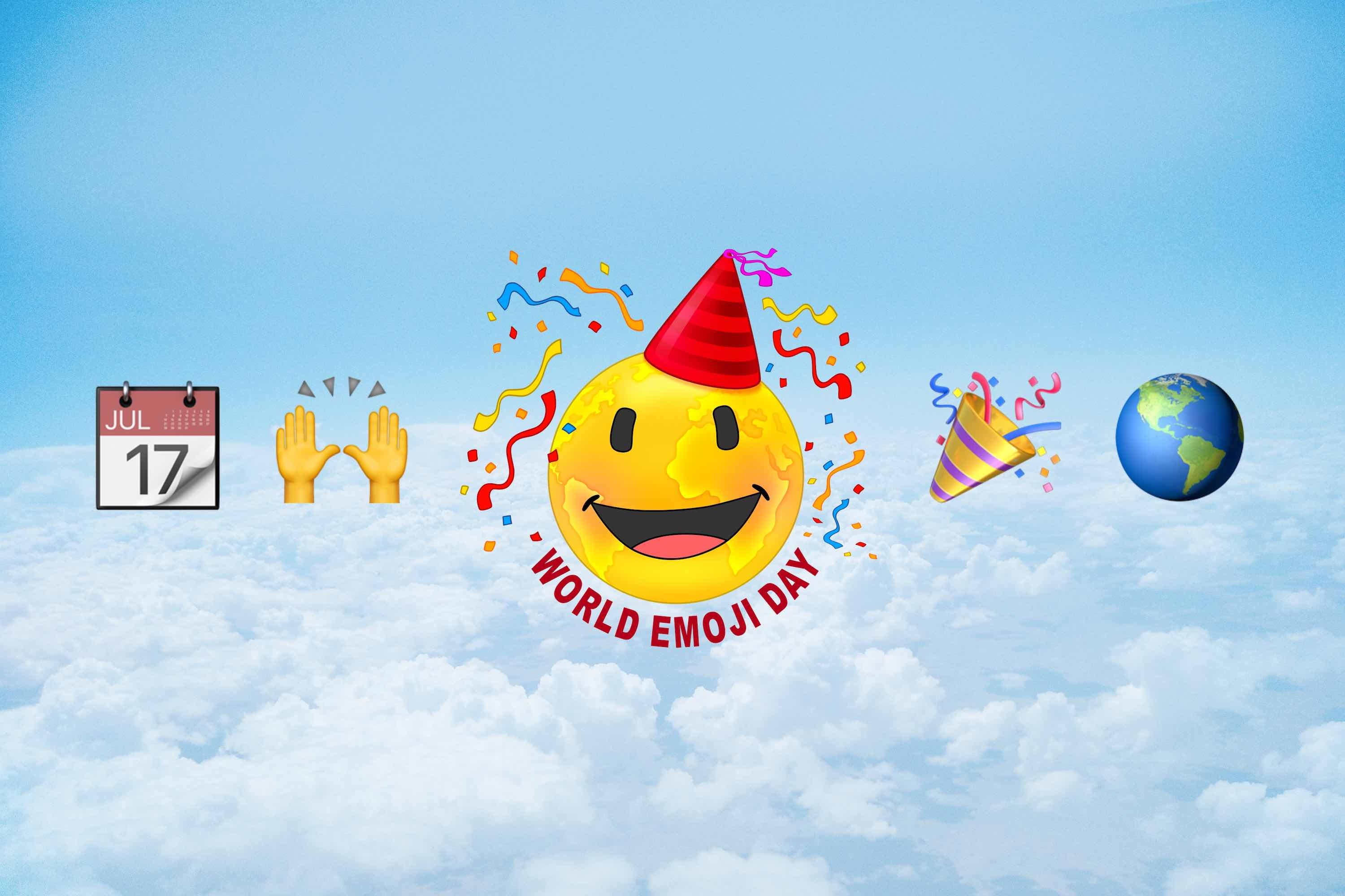 World Emoji Day 2017