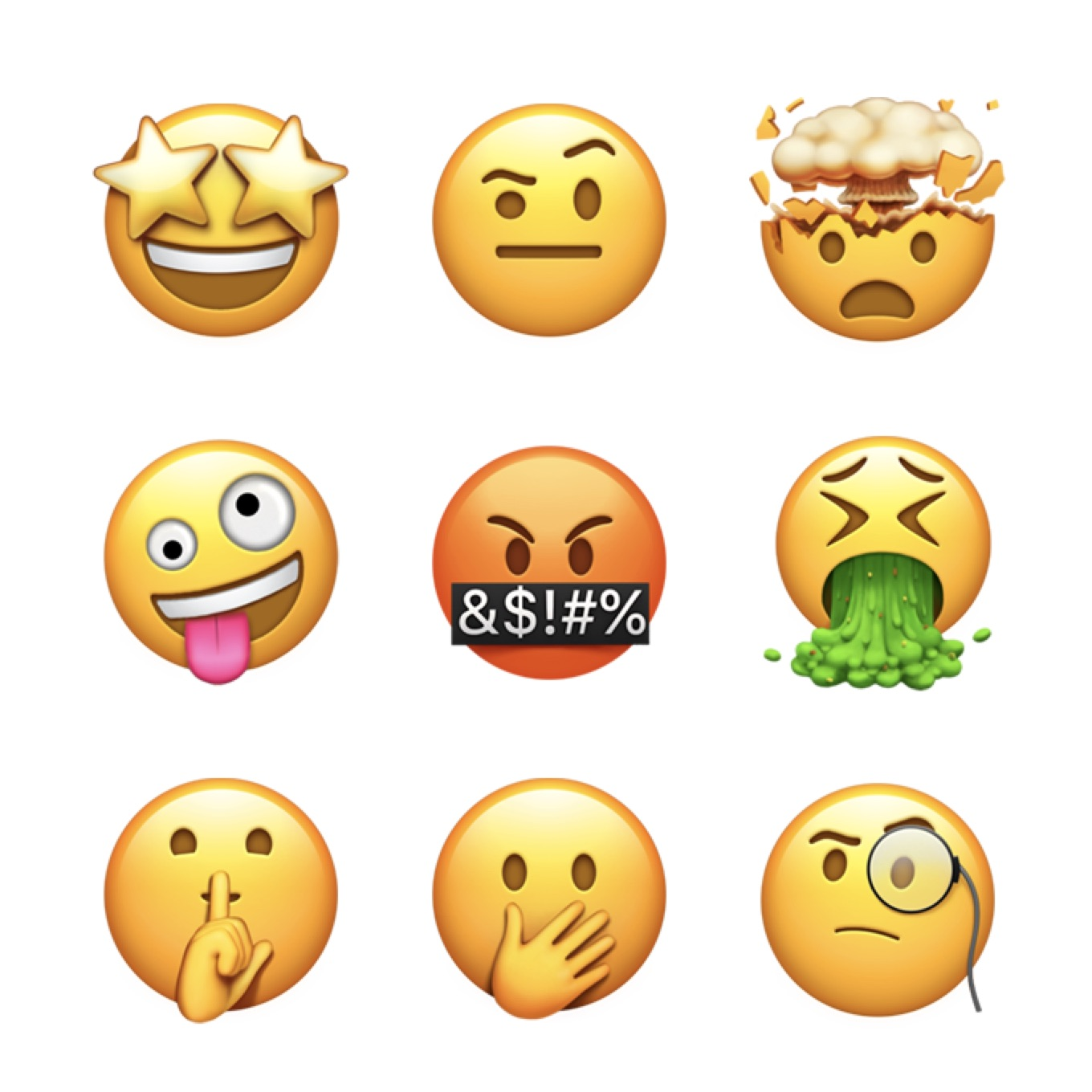 free rude emoticons for iphone