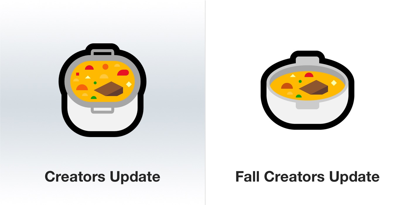 windows-10-fall-creators-update-paella-emoji-emojipedia