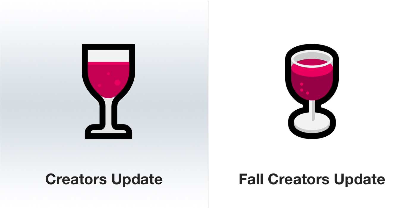 windows-10-fall-creators-update-wine-glass-emoji-emojipedia