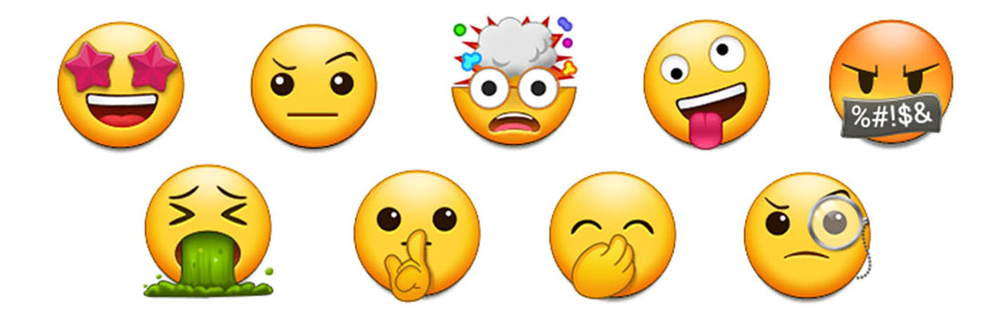 Samsung Experience 9.0新增的Emoji