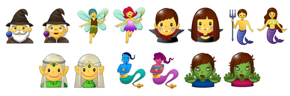 Samsung-Experience-9-0-Emojipedia-Fantasy-Characters