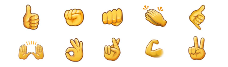 Samsung-Experience-9-0-Emojipedia-Yellow-Hand-Gestures