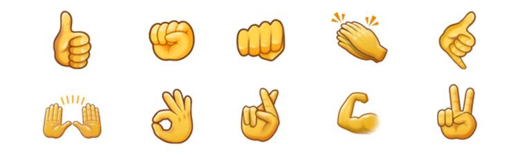 Samsung-Experience-9-0-Emojipedia-Yellow-Hand-Gestures