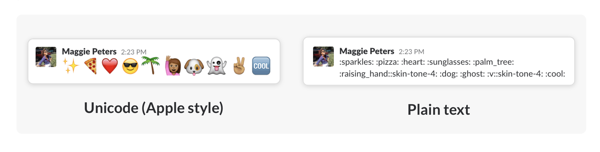 slack-shortcode-emoji-display