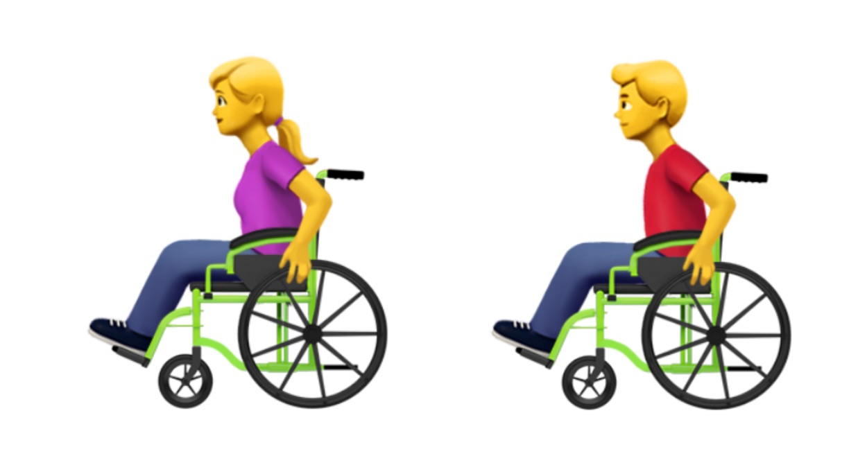 apple-person-in-manual-wheelchair-emoji-emojipedia