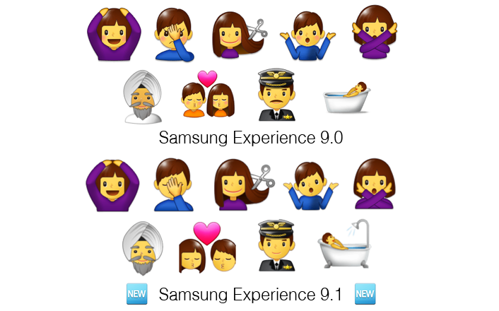 Samsung-Experience-9-1-Emojipedia-Comparison-Person-Cheeks-Etc-Comparison-1