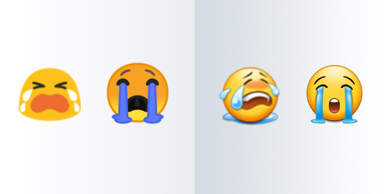 Google-Samsung-Loudly-Crying-Face-Comparison-Emojipedia