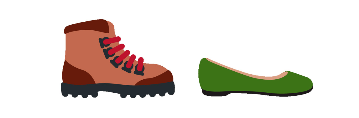 Emojipedia-Twemoji-11_0-Hiking-Boots-Womens-Flat-Shoes