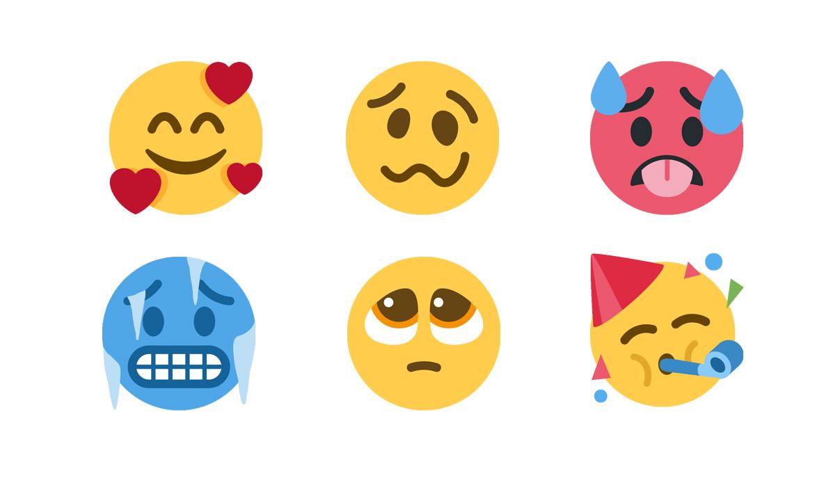 Twemoji 110 Emoji Changelog