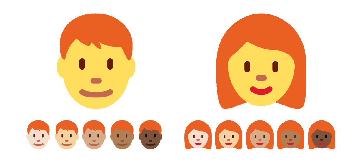 Emojipedia-Twemoji-11_0-Redhaired-People-Emoji-All-Skin-Tones