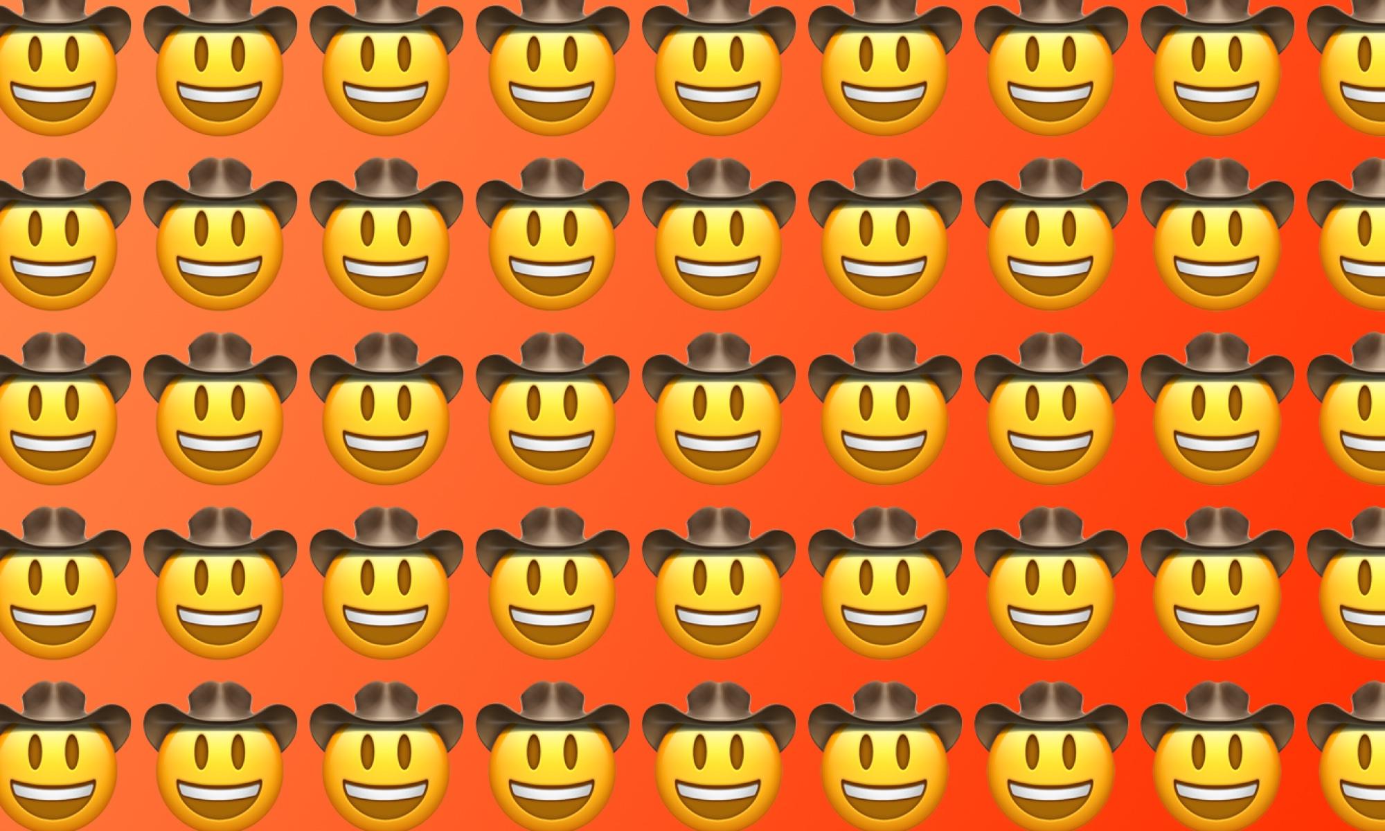 Emojiology  🤠 Cowboy Hat Face 81e8dbdeda2e