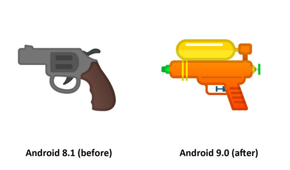 Emojipedia-Android-9.0-Changelog-Pistol-Emoji-Comparison-2