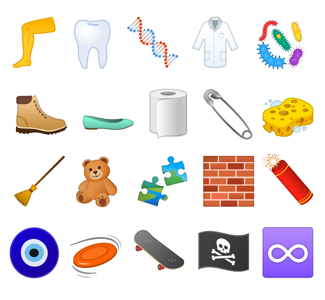 Emojipedia-Android-9.0-Emoji-11.0-New-Activities-Objects-and-Symbols