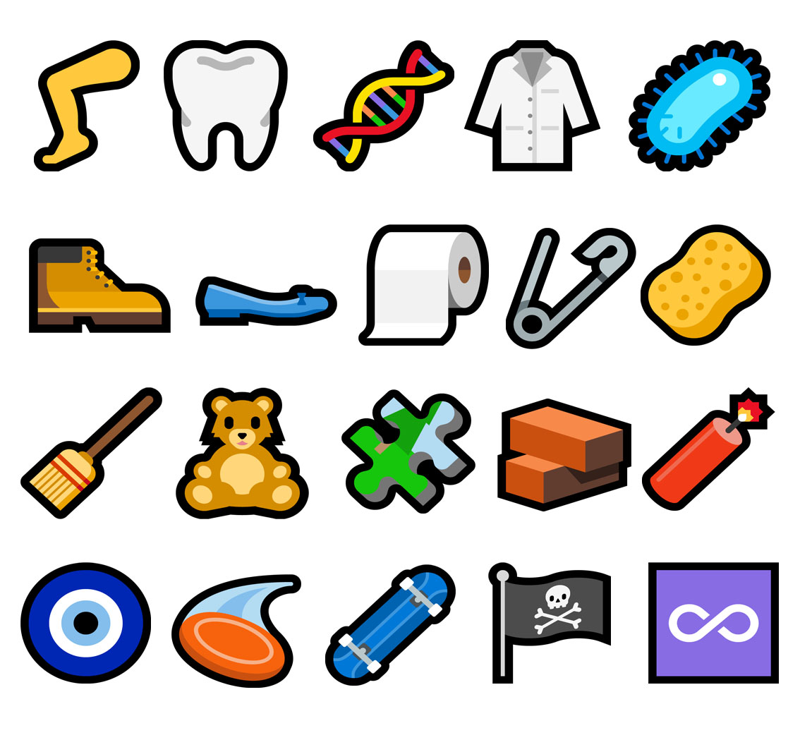 Emojipedia-Windows-Fall-2018-Emoji-11.0-Selection-of-Objects-and-Symbols