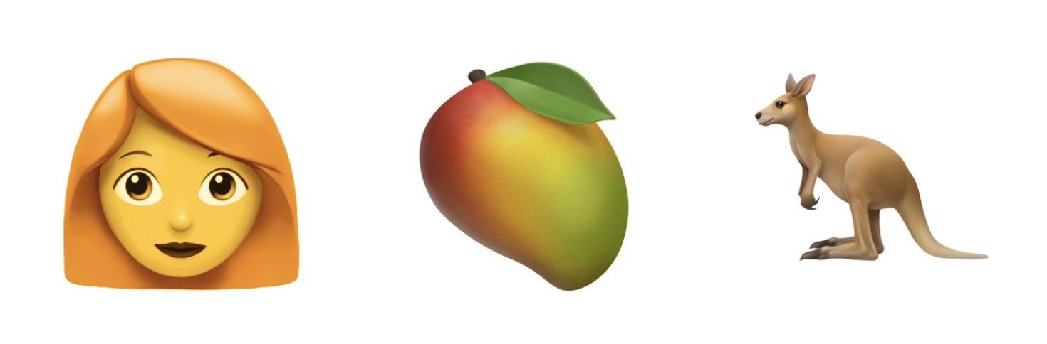 apple-redhead-mango-kangaroo-emojipedia