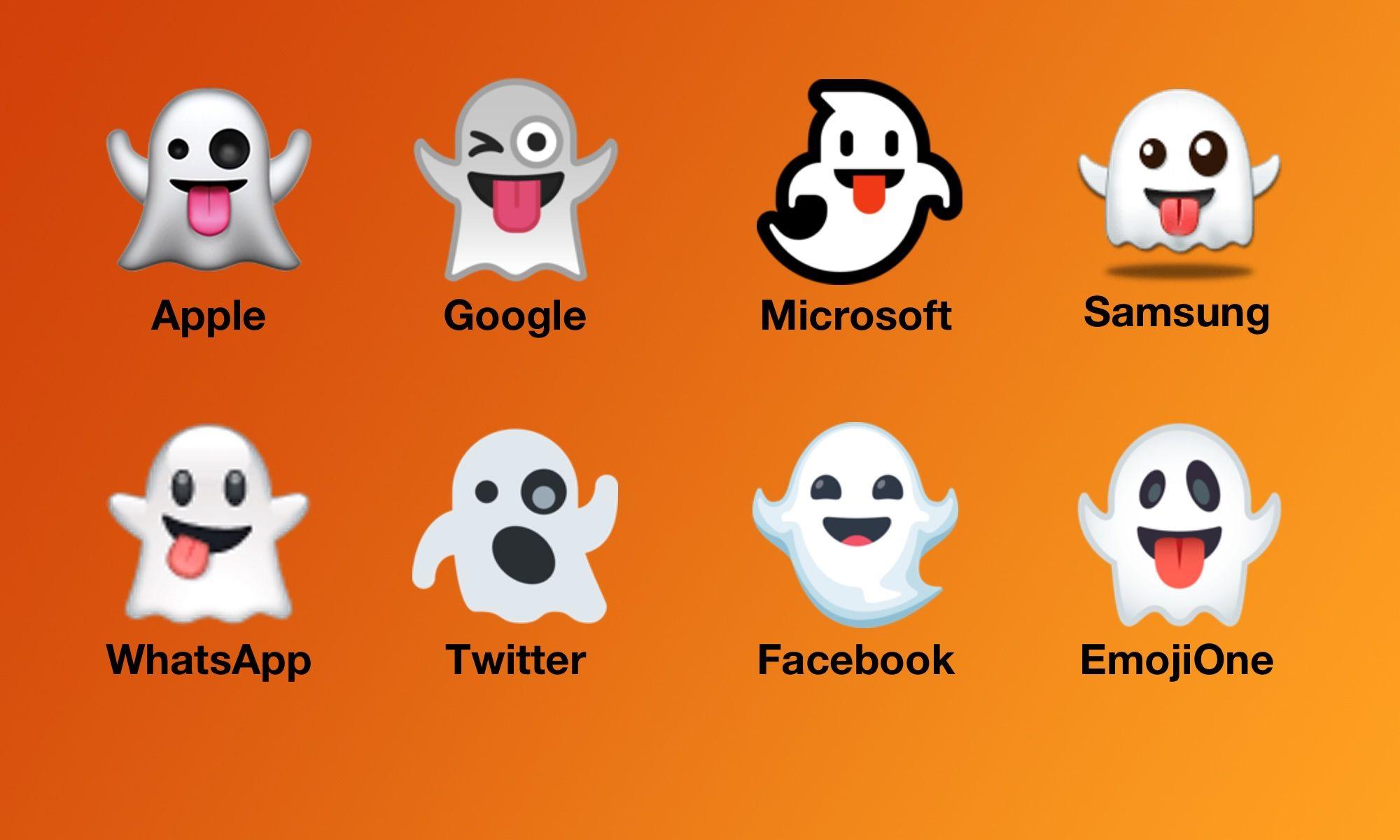 Emojiology: 👻 Ghost