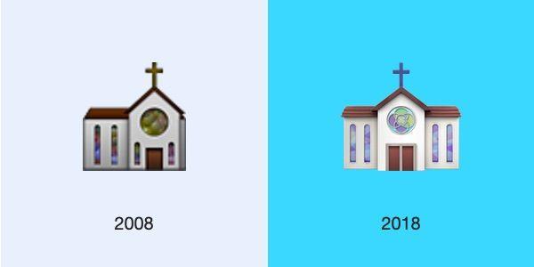 church-ios-2008-2018-emojipedia