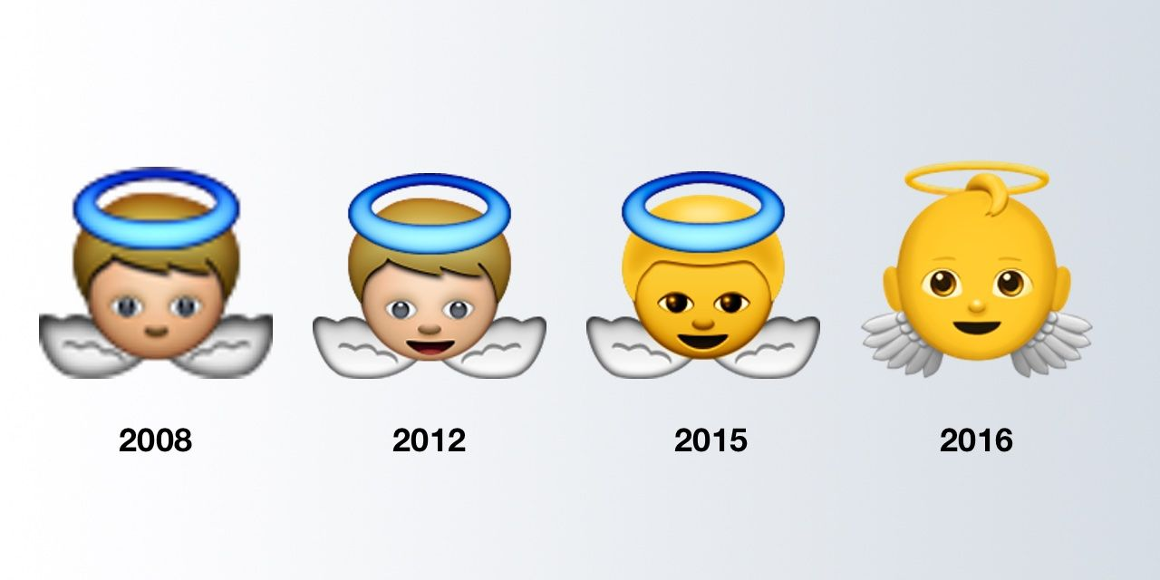 Emojiology: 👼 Baby Angel