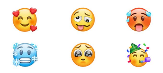 Emoticons Whatsapp Neu