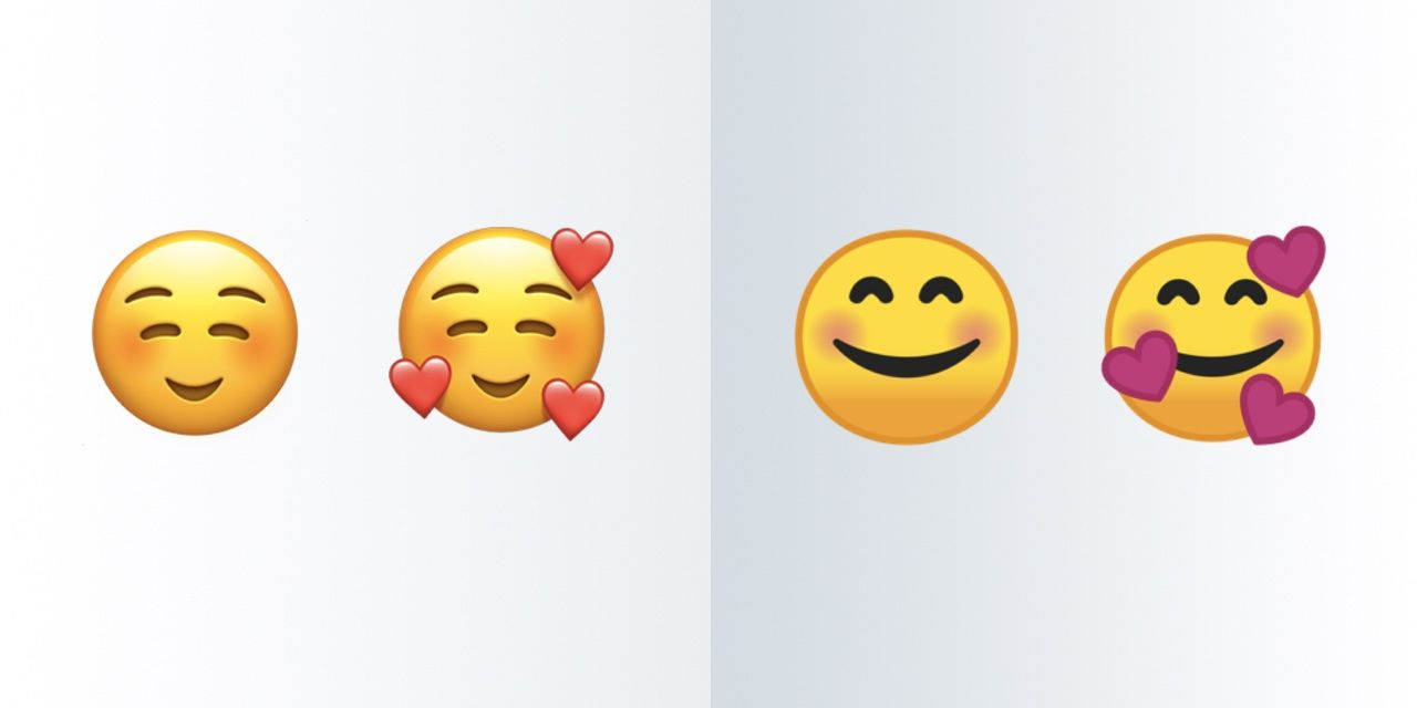 Emojiology 🥰 Smiling Face With Hearts