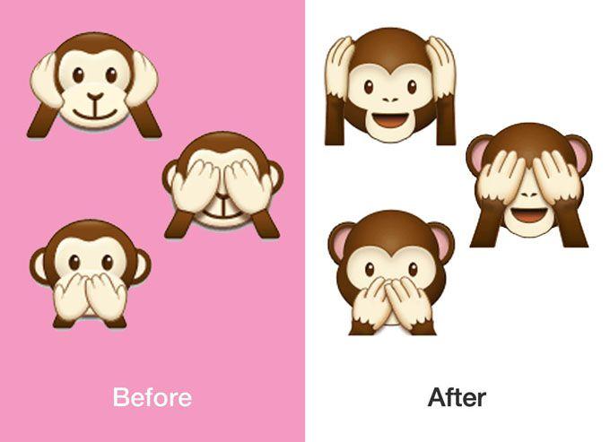 Emojipedia-Samsung-One-UI-Emoji-Changelog-Comparison-Monkey-Faces-1