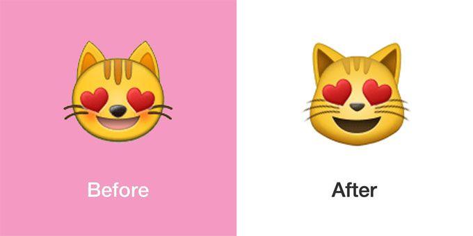 Samsung One UI 1 0 Emoji Changelog