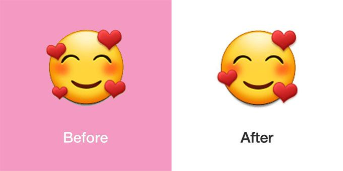 Emojipedia Samsung One UI Emoji Changelog Comparison Smiling Face With 3 Hearts.jpg
