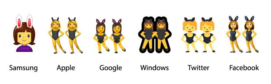 Emojipedia-Samsung-One-UI-Emoji-Changelog-Unchanged-People-With-Bunny-Ears
