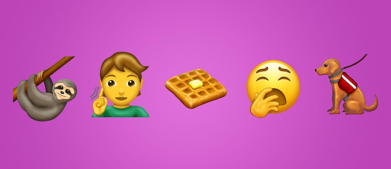 Techmeme Unicode Consortium finalizes its emoji list for