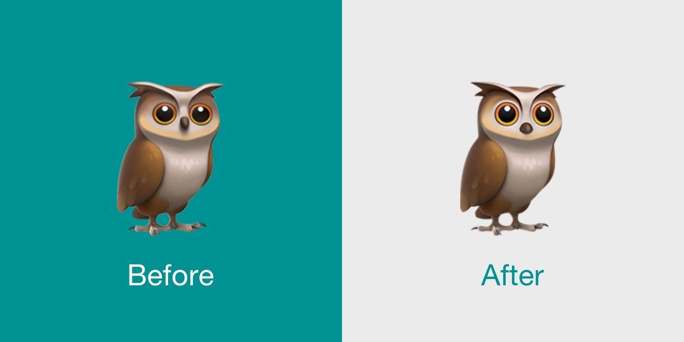 iOS 12 2 Emoji Changelog