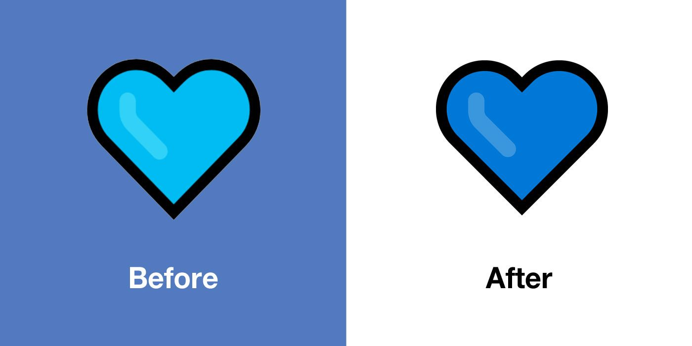 Emojipedia-Windows-10-May-2019-Emoji-Changelog-Comparison-Blue-Heart