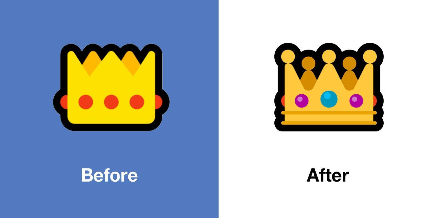 Emojipedia-Windows-10-May-2019-Emoji-Changelog-Comparison-Crown