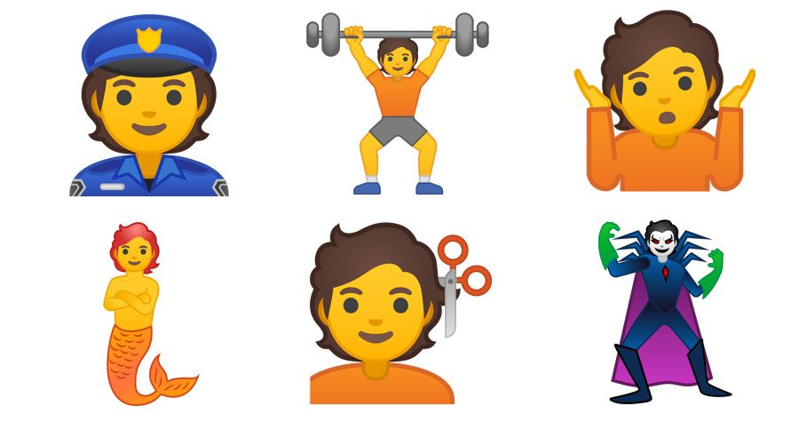 First Look Google S 2019 Emoji Update